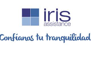 Logo Iris Assistance