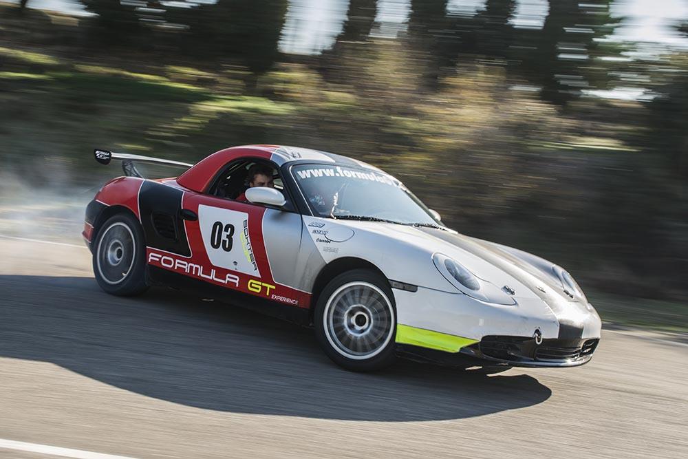 Porsche de competición