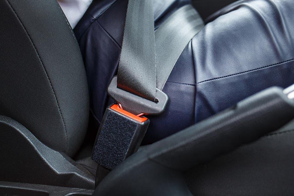 cinturón de seguridad coche